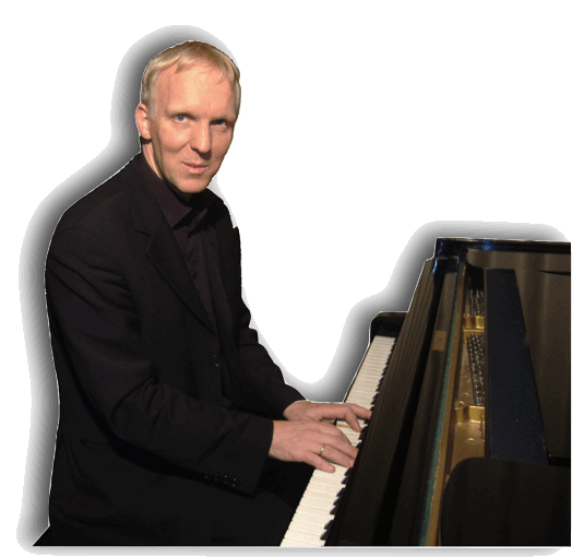 Bernd Kämmerling on the Piano